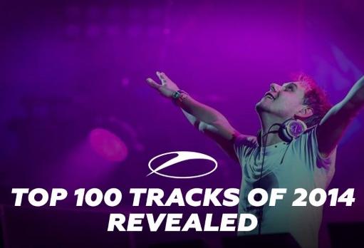 Топ 100 лучших треков 2014 года
